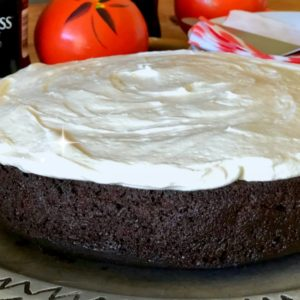 Guinness Chocolate Cake Recipe -- AverageBetty.com